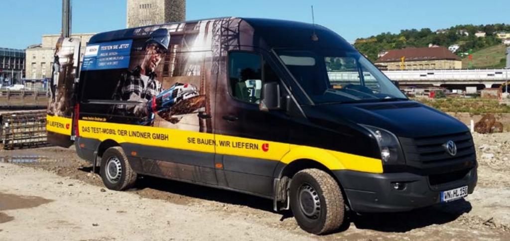 Lindner Service Mobil